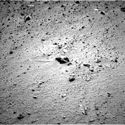Nasa's Mars rover Curiosity acquired this image using its Left Navigation Camera on Sol 521, at drive 1262, site number 25