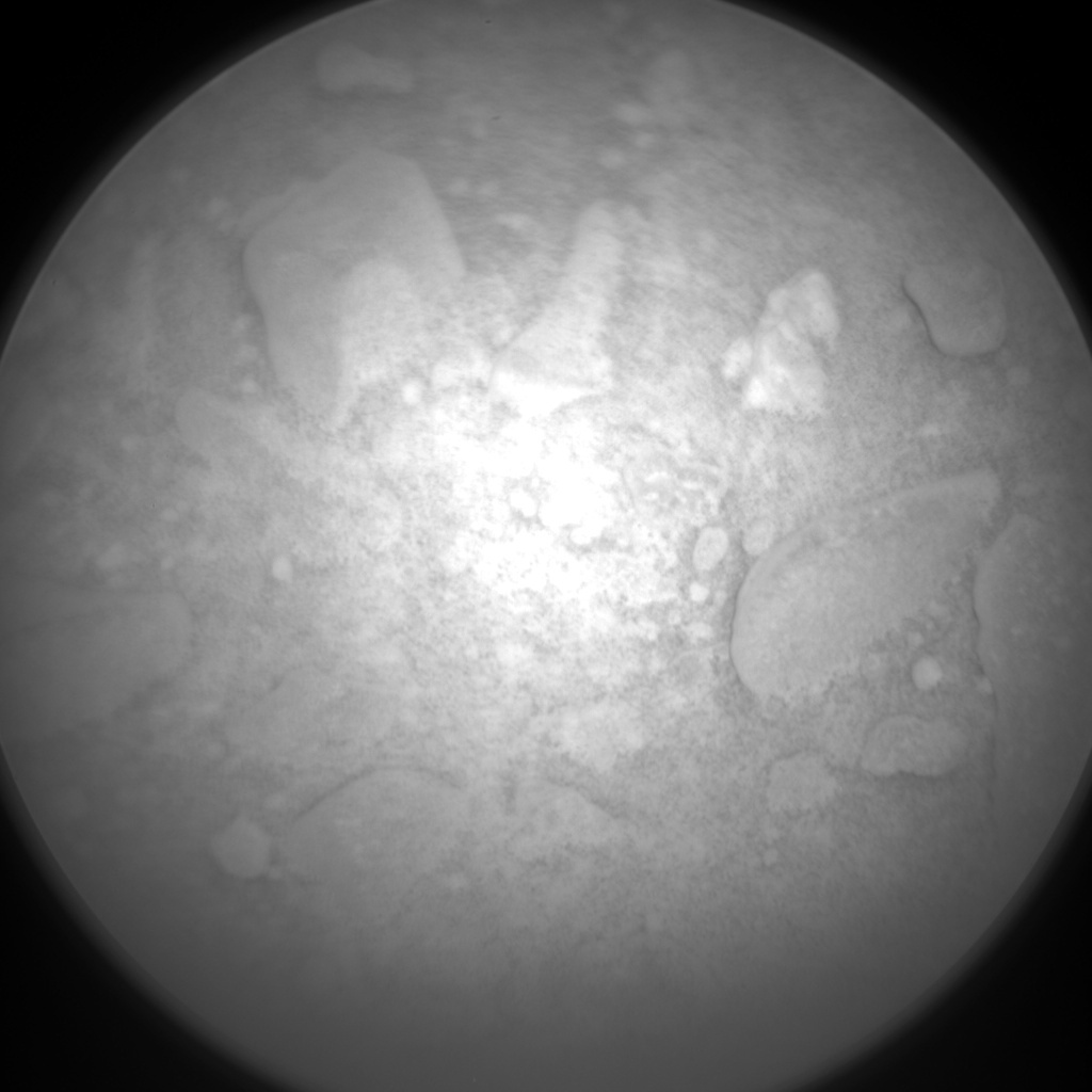 NASA's Mars rover Curiosity acquired this image using its Chemistry & Camera (ChemCam) on Sol 523