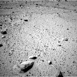 Nasa's Mars rover Curiosity acquired this image using its Left Navigation Camera on Sol 524, at drive 1468, site number 25