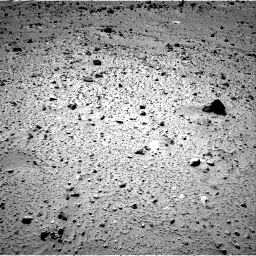 Nasa's Mars rover Curiosity acquired this image using its Right Navigation Camera on Sol 524, at drive 1384, site number 25