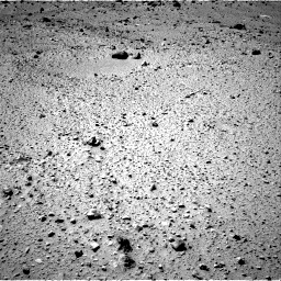 Nasa's Mars rover Curiosity acquired this image using its Right Navigation Camera on Sol 524, at drive 1438, site number 25