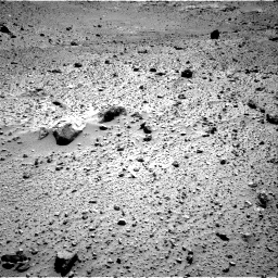 Nasa's Mars rover Curiosity acquired this image using its Right Navigation Camera on Sol 524, at drive 1492, site number 25