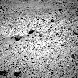 Nasa's Mars rover Curiosity acquired this image using its Right Navigation Camera on Sol 524, at drive 1496, site number 25