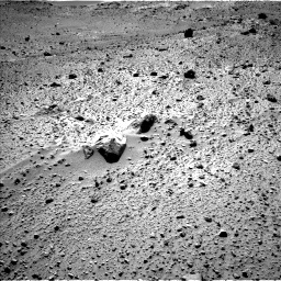 NASA's Mars rover Curiosity acquired this image using its Left Navigation Camera (Navcams) on Sol 526