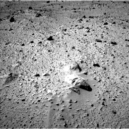 Nasa's Mars rover Curiosity acquired this image using its Left Navigation Camera on Sol 526, at drive 1526, site number 25