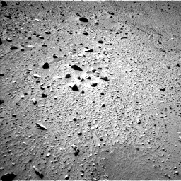 Nasa's Mars rover Curiosity acquired this image using its Left Navigation Camera on Sol 526, at drive 1622, site number 25