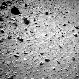 Nasa's Mars rover Curiosity acquired this image using its Left Navigation Camera on Sol 526, at drive 1634, site number 25