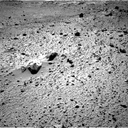 Nasa's Mars rover Curiosity acquired this image using its Right Navigation Camera on Sol 526, at drive 1502, site number 25