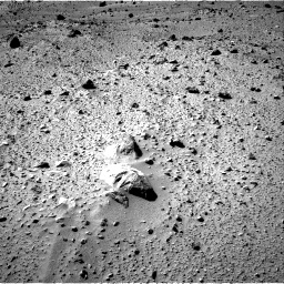 Nasa's Mars rover Curiosity acquired this image using its Right Navigation Camera on Sol 526, at drive 1526, site number 25