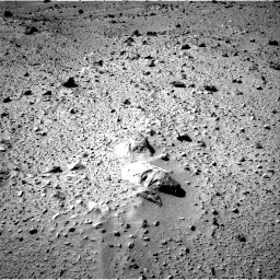 Nasa's Mars rover Curiosity acquired this image using its Right Navigation Camera on Sol 526, at drive 1532, site number 25