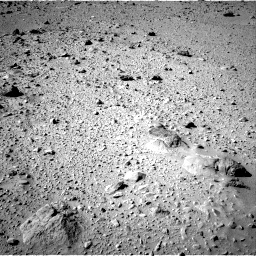 Nasa's Mars rover Curiosity acquired this image using its Right Navigation Camera on Sol 526, at drive 1550, site number 25