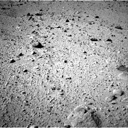 Nasa's Mars rover Curiosity acquired this image using its Right Navigation Camera on Sol 526, at drive 1562, site number 25