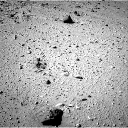 Nasa's Mars rover Curiosity acquired this image using its Right Navigation Camera on Sol 526, at drive 1604, site number 25