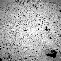 Nasa's Mars rover Curiosity acquired this image using its Right Navigation Camera on Sol 526, at drive 1610, site number 25