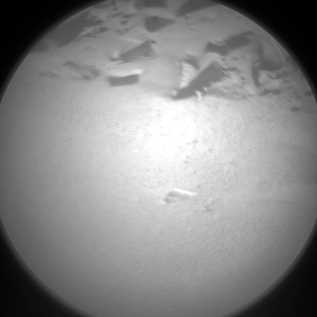 NASA's Mars rover Curiosity acquired this image using its Chemistry & Camera (ChemCam) on Sol 527