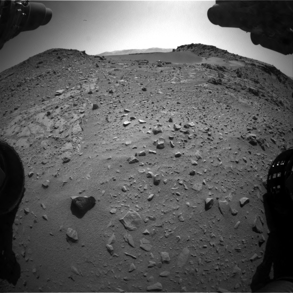 mystery rover curiosity white rock - photo #34