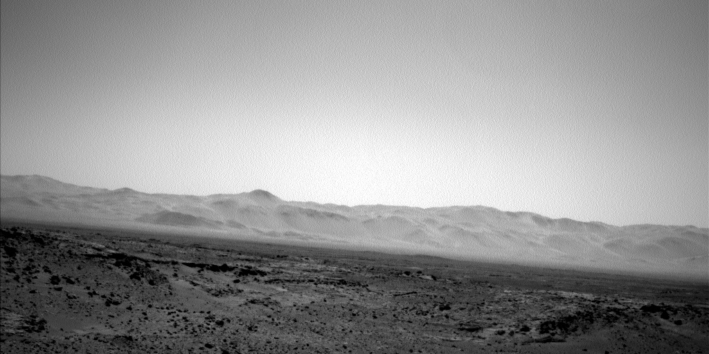 Nasa's Mars rover Curiosity acquired this image using its Left Navigation Camera on Sol 527, at drive 1638, site number 25