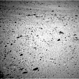 Nasa's Mars rover Curiosity acquired this image using its Left Navigation Camera on Sol 527, at drive 1686, site number 25
