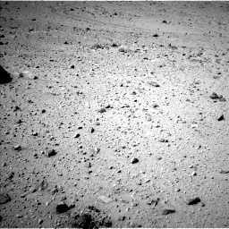 Nasa's Mars rover Curiosity acquired this image using its Left Navigation Camera on Sol 527, at drive 1692, site number 25