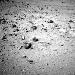 Nasa's Mars rover Curiosity acquired this image using its Left Navigation Camera on Sol 527, at drive 1734, site number 25