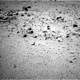 Nasa's Mars rover Curiosity acquired this image using its Left Navigation Camera on Sol 527, at drive 1746, site number 25