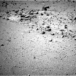 Nasa's Mars rover Curiosity acquired this image using its Left Navigation Camera on Sol 527, at drive 1752, site number 25