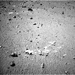 Nasa's Mars rover Curiosity acquired this image using its Left Navigation Camera on Sol 527, at drive 1794, site number 25
