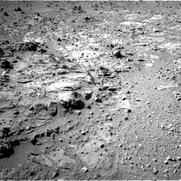 Nasa's Mars rover Curiosity acquired this image using its Left Navigation Camera on Sol 527, at drive 1878, site number 25