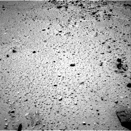 Nasa's Mars rover Curiosity acquired this image using its Right Navigation Camera on Sol 527, at drive 1656, site number 25