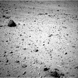 Nasa's Mars rover Curiosity acquired this image using its Right Navigation Camera on Sol 527, at drive 1698, site number 25