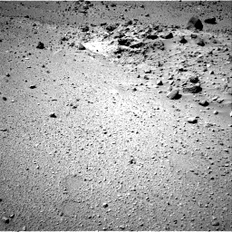 Nasa's Mars rover Curiosity acquired this image using its Right Navigation Camera on Sol 527, at drive 1758, site number 25
