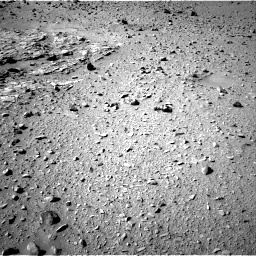 Nasa's Mars rover Curiosity acquired this image using its Right Navigation Camera on Sol 527, at drive 1848, site number 25