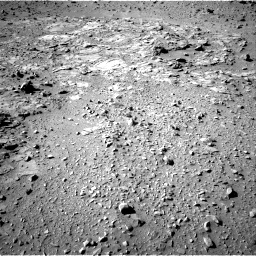 Nasa's Mars rover Curiosity acquired this image using its Right Navigation Camera on Sol 527, at drive 1872, site number 25