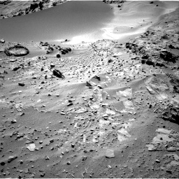 Nasa's Mars rover Curiosity acquired this image using its Right Navigation Camera on Sol 527, at drive 1896, site number 25