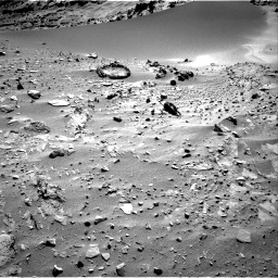 Nasa's Mars rover Curiosity acquired this image using its Right Navigation Camera on Sol 527, at drive 1906, site number 25