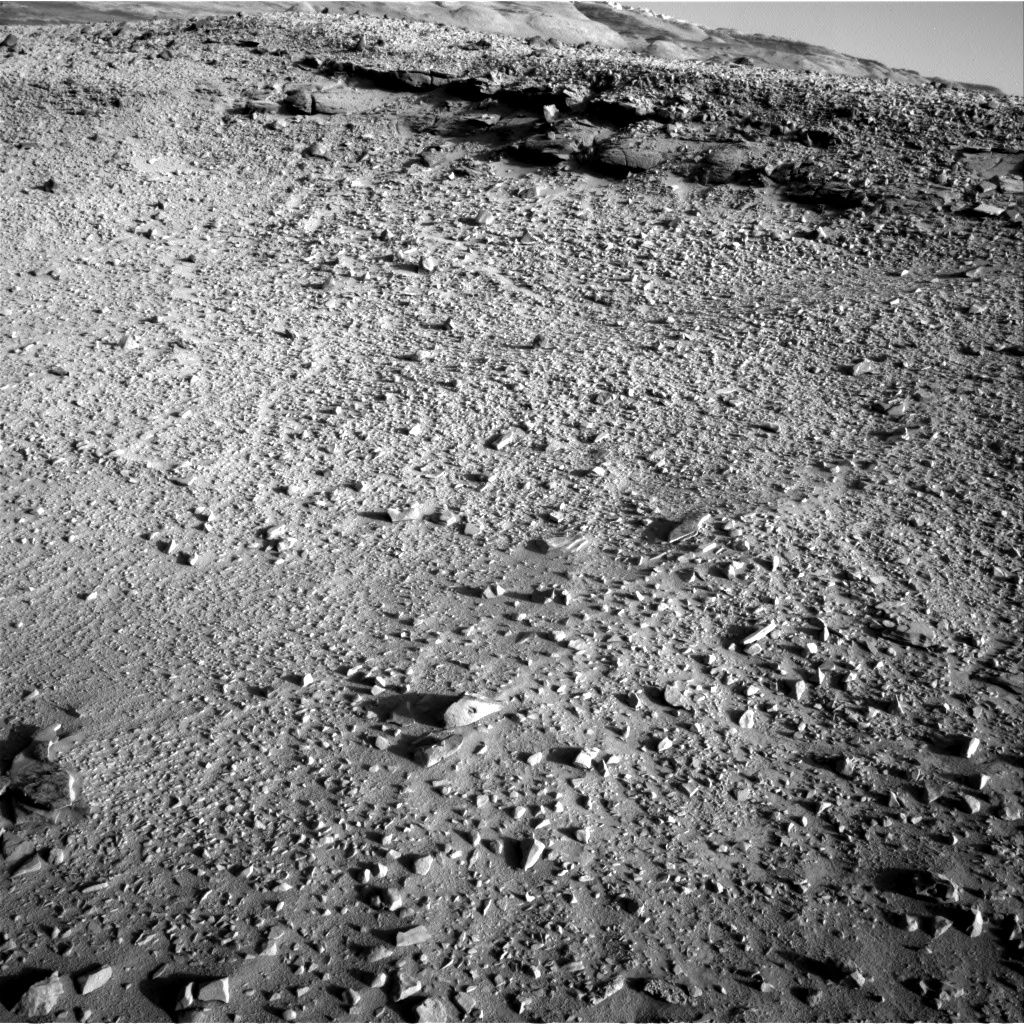 Nasa's Mars rover Curiosity acquired this image using its Right Navigation Camera on Sol 527, at drive 0, site number 26