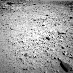 Nasa's Mars rover Curiosity acquired this image using its Left Navigation Camera on Sol 528, at drive 18, site number 26