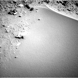 Nasa's Mars rover Curiosity acquired this image using its Left Navigation Camera on Sol 528, at drive 180, site number 26