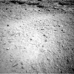 Nasa's Mars rover Curiosity acquired this image using its Right Navigation Camera on Sol 528, at drive 24, site number 26