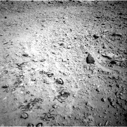 Nasa's Mars rover Curiosity acquired this image using its Right Navigation Camera on Sol 528, at drive 42, site number 26