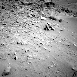 Nasa's Mars rover Curiosity acquired this image using its Right Navigation Camera on Sol 528, at drive 84, site number 26