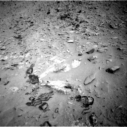 NASA's Mars rover Curiosity acquired this image using its Right Navigation Cameras (Navcams) on Sol 528
