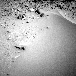 Nasa's Mars rover Curiosity acquired this image using its Right Navigation Camera on Sol 528, at drive 156, site number 26