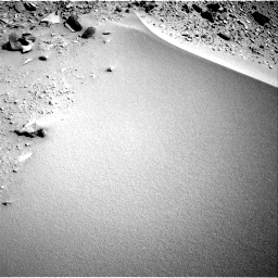 Nasa's Mars rover Curiosity acquired this image using its Right Navigation Camera on Sol 528, at drive 180, site number 26