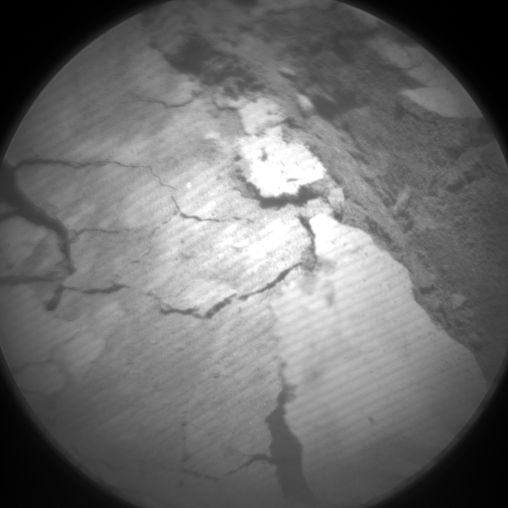 NASA's Mars rover Curiosity acquired this image using its Chemistry & Camera (ChemCam) on Sol 529