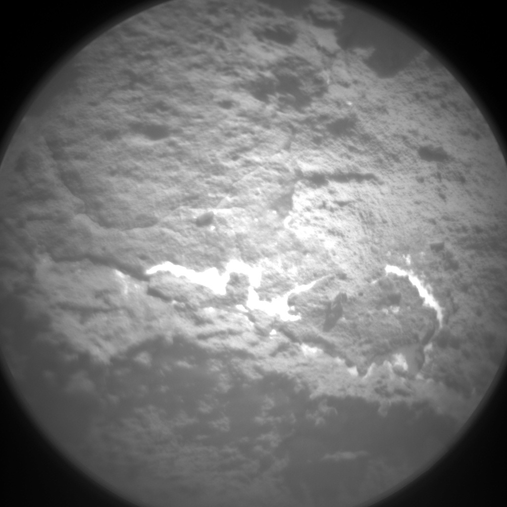 NASA's Mars rover Curiosity acquired this image using its Chemistry & Camera (ChemCam) on Sol 530