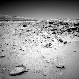 Nasa's Mars rover Curiosity acquired this image using its Left Navigation Camera on Sol 533, at drive 214, site number 26