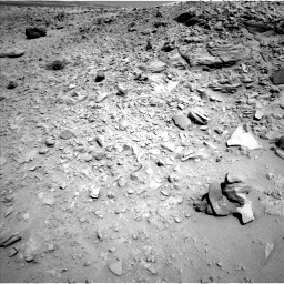 Nasa's Mars rover Curiosity acquired this image using its Left Navigation Camera on Sol 533, at drive 238, site number 26