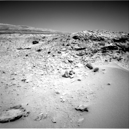 Nasa's Mars rover Curiosity acquired this image using its Right Navigation Camera on Sol 533, at drive 214, site number 26