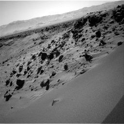 Nasa's Mars rover Curiosity acquired this image using its Right Navigation Camera on Sol 535, at drive 292, site number 26